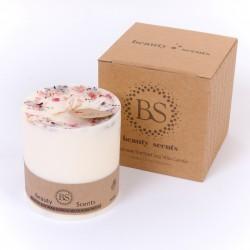 3783 Bougie parfumée beauty scents