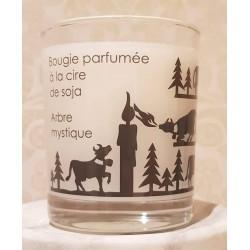 4160 Bougie parfumée avec la cire de soja Fun Poya Swiss Design