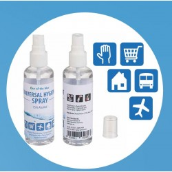 5509 Gel désinfectant, Spray