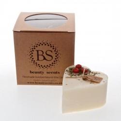 5639 Bougie parfumée beauty scents fraise