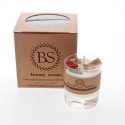 5646 Bougie parfumée bauty scents menthe