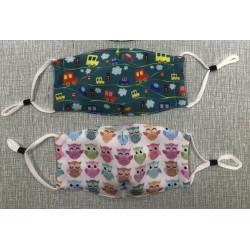 5699 Masque de protection en tissu pour enfants