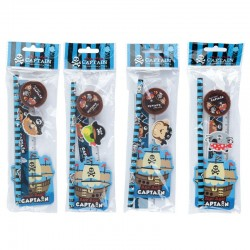 5807 Set de papeterie Pirates