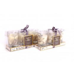 5824 Set cadeaux avec bougie parfumées