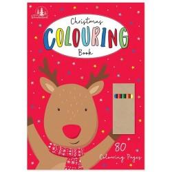 590 Livre de coloriage et crayons de couleur