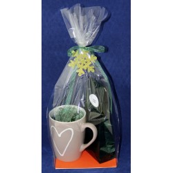 5726A Tasse en céramique avec 100g de thé