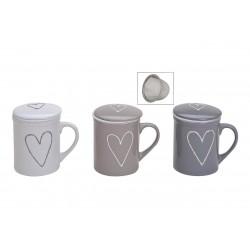 5725 Tasse de thé avec filtre