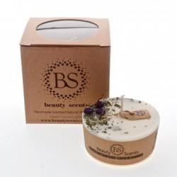 6268 Bougie parfumée beauty scents
