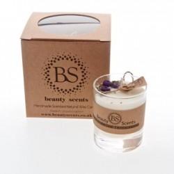 6283 Bougie parfumée beauty scents