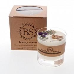 6287 Bougie parfumée beauty scents