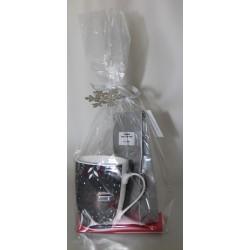 6082A Tasse en porelaine avec 100g de thé